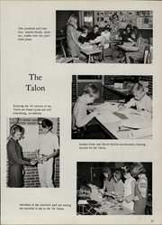 Page 15, 1968 Edition, Hoover Middle School - Talon Yearbook (Oklahoma City, OK) online yearbook collection