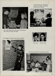 Page 17, 1968 Edition, Hoover Middle School - Talon Yearbook (Oklahoma City, OK) online yearbook collection