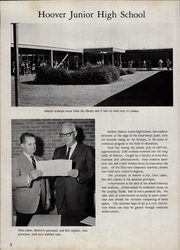 Page 6, 1968 Edition, Hoover Middle School - Talon Yearbook (Oklahoma City, OK) online yearbook collection
