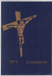 1971 Edition, Midwest Christian College - Conquerors Yearbook (Oklahoma City, OK)