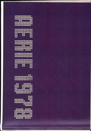 1978 Edition, Oklahoma Christian University - Aerie Yearbook (Oklahoma City, OK)