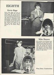 Page 10, 1980 Edition, Hitchcock Grade School - Trojan Yearbook (Hitchcock, OK) online yearbook collection