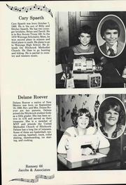Page 12, 1980 Edition, Hitchcock Grade School - Trojan Yearbook (Hitchcock, OK) online yearbook collection