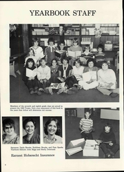 Page 8, 1980 Edition, Hitchcock Grade School - Trojan Yearbook (Hitchcock, OK) online yearbook collection