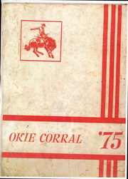 1975 Edition, Central Junior High School - Okie Corral Yearbook (Broken Arrow, OK)
