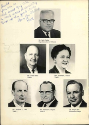 Page 4, 1966 Edition, Daniel Webster Junior High School - Tomahawk Yearbook (Oklahoma City, OK) online yearbook collection