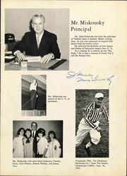 Page 5, 1966 Edition, Daniel Webster Junior High School - Tomahawk Yearbook (Oklahoma City, OK) online yearbook collection