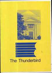 Page 1, 1980 Edition, Rogers State University - Thunderbird Yearbook (Claremore, OK) online yearbook collection