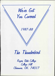 Page 7, 1980 Edition, Rogers State University - Thunderbird Yearbook (Claremore, OK) online yearbook collection