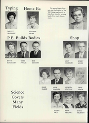 Page 10, 1968 Edition, Hefner Middle School - Viking Yearbook (Oklahoma City, OK) online yearbook collection