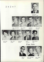 Page 11, 1968 Edition, Hefner Middle School - Viking Yearbook (Oklahoma City, OK) online yearbook collection