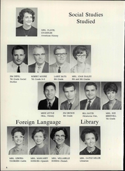 Page 12, 1968 Edition, Hefner Middle School - Viking Yearbook (Oklahoma City, OK) online yearbook collection