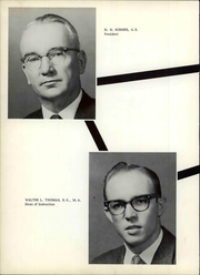 Page 12, 1962 Edition, Central Pilgrim College - Alethea Yearbook (Bartlesville, OK) online yearbook collection