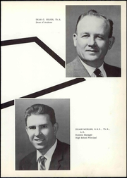 Page 13, 1962 Edition, Central Pilgrim College - Alethea Yearbook (Bartlesville, OK) online yearbook collection