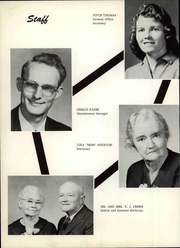 Page 14, 1962 Edition, Central Pilgrim College - Alethea Yearbook (Bartlesville, OK) online yearbook collection
