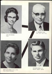 Page 17, 1962 Edition, Central Pilgrim College - Alethea Yearbook (Bartlesville, OK) online yearbook collection