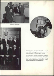 Page 9, 1962 Edition, Central Pilgrim College - Alethea Yearbook (Bartlesville, OK) online yearbook collection