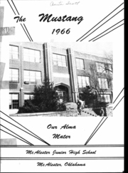 Page 3, 1966 Edition, McAlester Junior High School - Mustang Yearbook (McAlester, OK) online yearbook collection