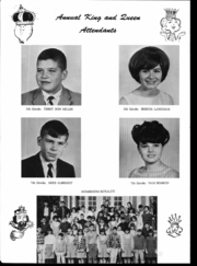 Page 6, 1966 Edition, McAlester Junior High School - Mustang Yearbook (McAlester, OK) online yearbook collection
