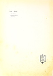 Page 6, 1927 Edition, Langston University - Claw Yearbook (Langston, OK) online yearbook collection