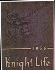 1956 Edition, St Gregorys University - Knight Life Yearbook (Shawnee, OK)