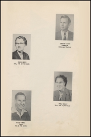 Page 15, 1956 Edition, Durham High School - Longhorn Yearbook (Durham, OK) online yearbook collection