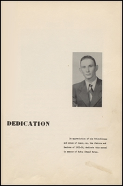Page 7, 1956 Edition, Durham High School - Longhorn Yearbook (Durham, OK) online yearbook collection