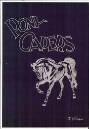 Page 1, 1964 Edition, Moon Junior High School - Pony Capers Yearbook (Oklahoma City, OK) online yearbook collection