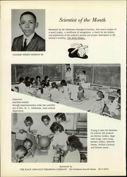 Page 16, 1964 Edition, Moon Junior High School - Pony Capers Yearbook (Oklahoma City, OK) online yearbook collection