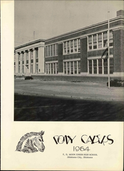 Page 3, 1964 Edition, Moon Junior High School - Pony Capers Yearbook (Oklahoma City, OK) online yearbook collection