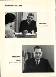 Page 14, 1963 Edition, Eureka College - Prism Yearbook (Eureka, IL) online yearbook collection