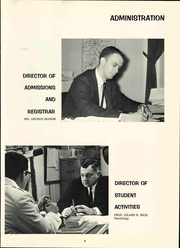 Page 15, 1963 Edition, Eureka College - Prism Yearbook (Eureka, IL) online yearbook collection