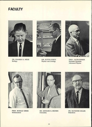 Page 16, 1963 Edition, Eureka College - Prism Yearbook (Eureka, IL) online yearbook collection