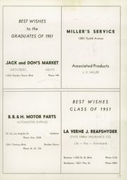 Page 16, 1951 Edition, Garden Grove High School - Argonaut Yearbook (Garden Grove, CA) online yearbook collection