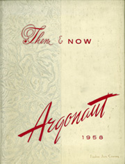 1958 Edition, Garden Grove High School - Argonaut Yearbook (Garden Grove, CA)