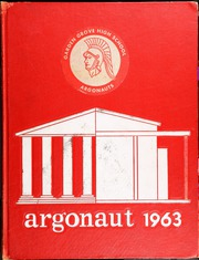 1963 Edition, Garden Grove High School - Argonaut Yearbook (Garden Grove, CA)