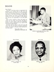 Page 24, 1964 Edition, Utica Junior College - Uticanite Yearbook (Utica, MS) online yearbook collection