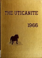 Page 1, 1966 Edition, Utica Junior College - Uticanite Yearbook (Utica, MS) online yearbook collection