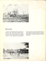 Page 6, 1967 Edition, Utica Junior College - Uticanite Yearbook (Utica, MS) online yearbook collection