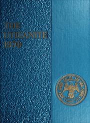 Page 1, 1970 Edition, Utica Junior College - Uticanite Yearbook (Utica, MS) online yearbook collection