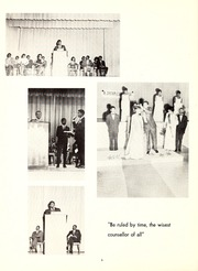Page 10, 1970 Edition, Utica Junior College - Uticanite Yearbook (Utica, MS) online yearbook collection