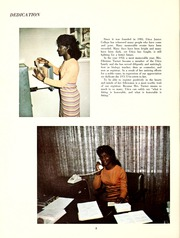 Page 12, 1971 Edition, Utica Junior College - Uticanite Yearbook (Utica, MS) online yearbook collection