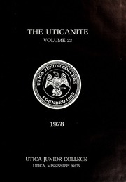 Page 5, 1979 Edition, Utica Junior College - Uticanite Yearbook (Utica, MS) online yearbook collection