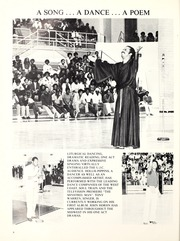 Page 10, 1981 Edition, Utica Junior College - Uticanite Yearbook (Utica, MS) online yearbook collection