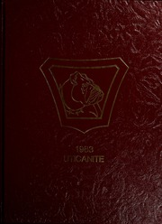 Utica Junior College - Uticanite Yearbook (Utica, MS) online yearbook collection, 1983 Edition, Page 1