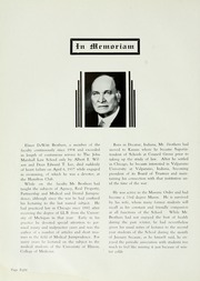 Page 12, 1937 Edition, John Marshall Law School - Abstract Yearbook (Chicago, IL) online yearbook collection