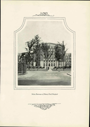 Page 15, 1927 Edition, Henry Ford Hospital School of Nursing - Sonah Yearbook (Detroit, MI) online yearbook collection