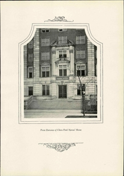 Page 17, 1927 Edition, Henry Ford Hospital School of Nursing - Sonah Yearbook (Detroit, MI) online yearbook collection