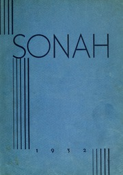 1932 Edition, Henry Ford Hospital School of Nursing - Sonah Yearbook (Detroit, MI)