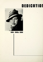 Page 12, 1937 Edition, Henry Ford Hospital School of Nursing - Sonah Yearbook (Detroit, MI) online yearbook collection
